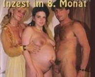 Инцест с беременной дочкой